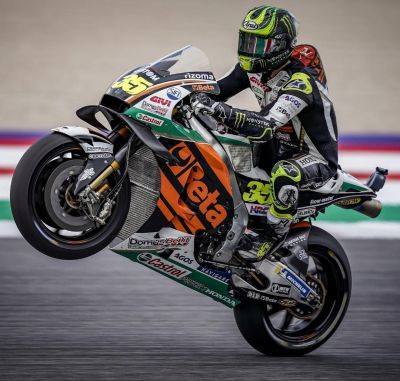 Happy birthday, Cal Crutchlow! And get well soon, we're all