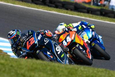 Oliveiras letzte Chance in Sepang