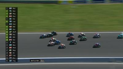 Watch the Moto3™ assault on the Island for FREE!