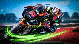 Hafizh Syahrin continues his dream as he races in front of his home fans for the first time on a MotoGP™ machine in Malaysia