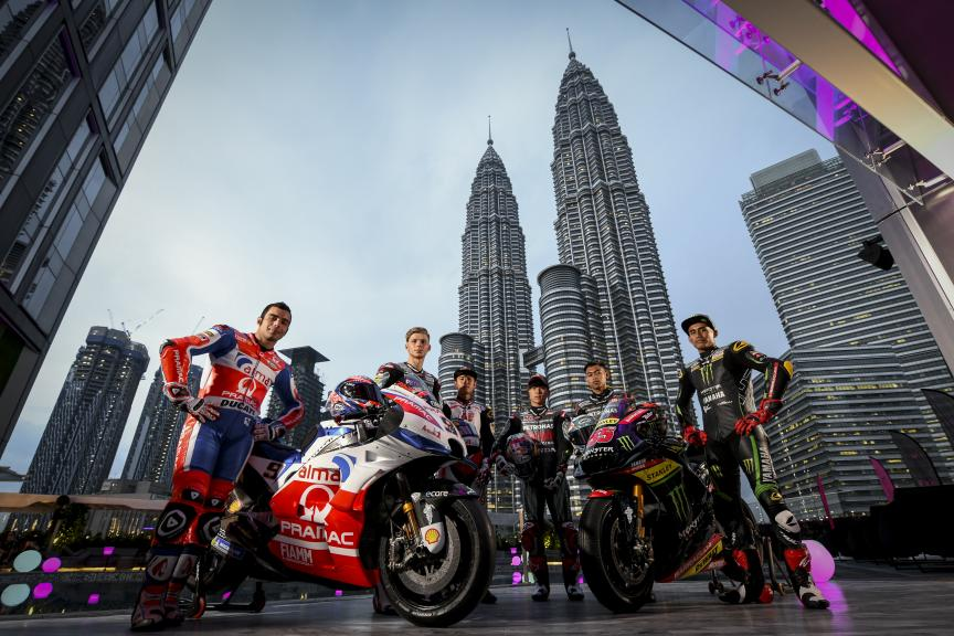 Pre-Event, Shell Malaysia Motorcycle Grand Prix