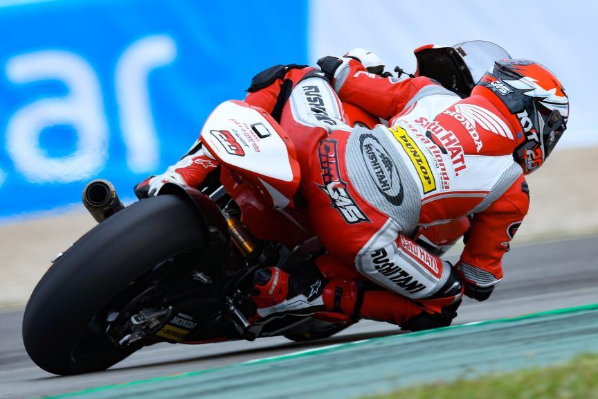 Ekky Pratama, Astra Honda Racing Team, Gran Premi Monster Energy de Catalunya