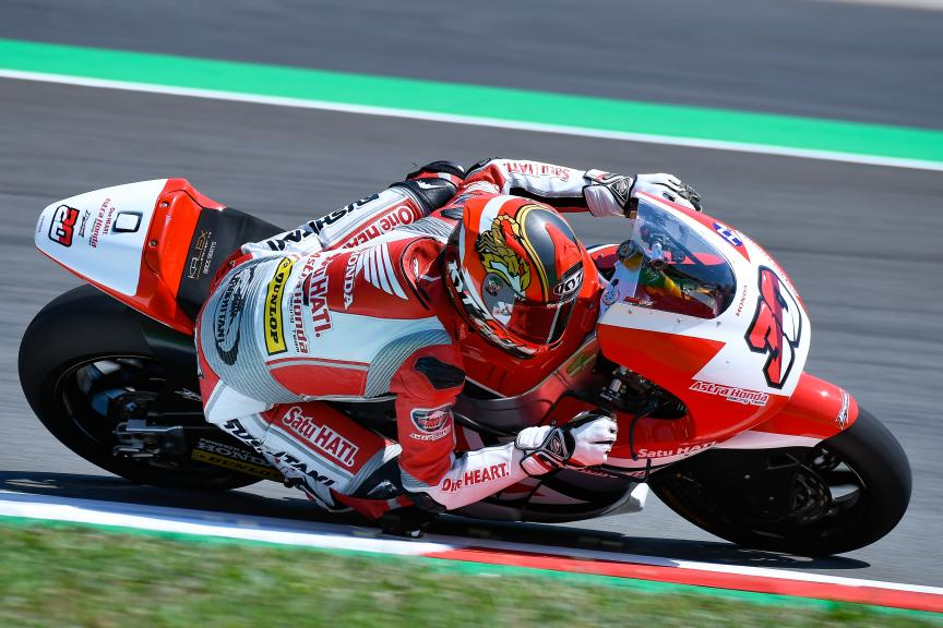 Ekky Pratama, Astra Honda Racing Team, Gran Premi Monster Energy de Catalunya