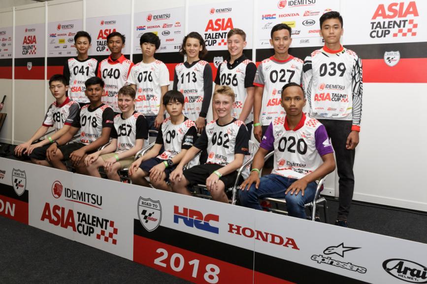 2019 Idemitsu Asia Talent Cup