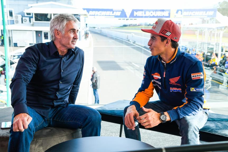 Michael Doohan, Marc Marquez, Repsol Honda Team
