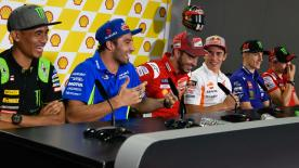 Watch the MotoGP™ Press Conference from the Shell Malaysian Motorcycle Grand Prix