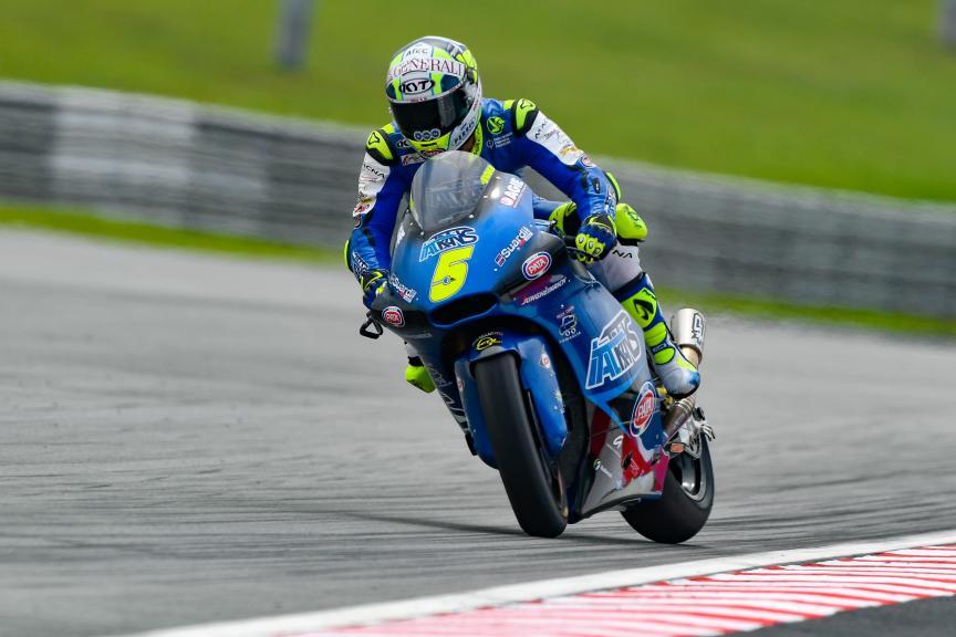 Andrea Locatelli, Italtrans Racing Team, Shell Malaysia Motorcycle Grand Prix