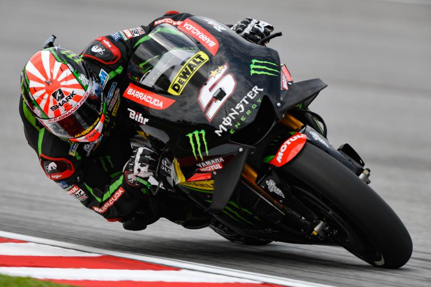Johann Zarco, Monster Yamaha Tech 3, Shell Malaysia Motorcycle Grand Prix