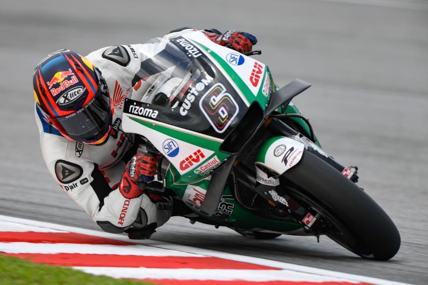 Stefan Bradl, HRC Honda Team, Shell Malaysia Motorcycle Grand Prix