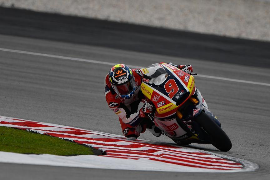 Jorge Navarro, Federal Oil Gresini Moto2, Shell Malaysia Motorcycle Grand Prix