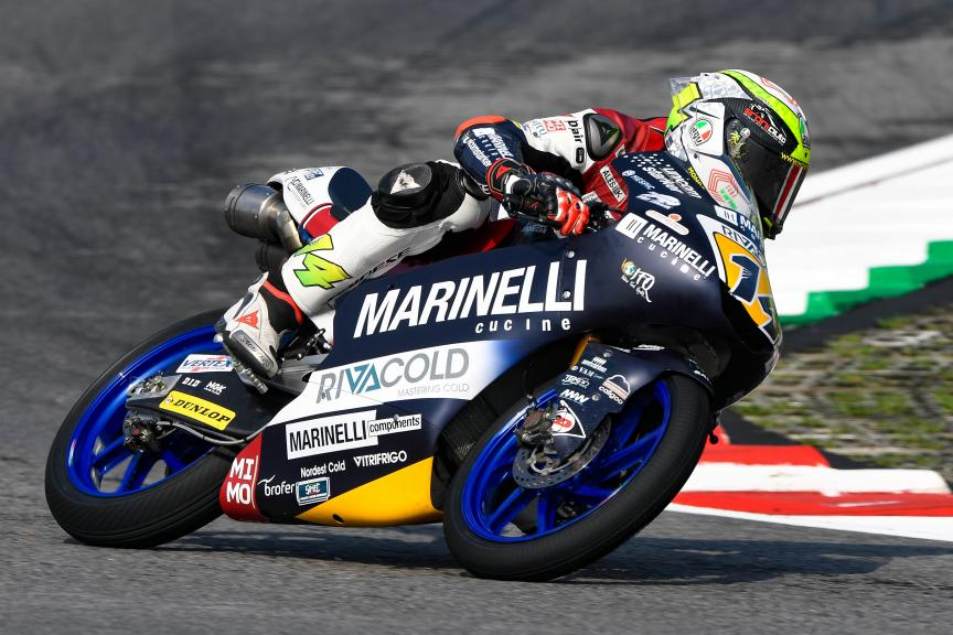 Tony Arbolino, Marinelli Snipers Team, Shell Malaysia Motorcycle Grand Prix