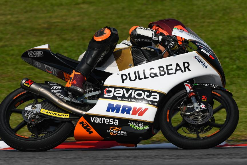 Andrea Migno, Angel Nieto Team Moto3, Shell Malaysia Motorcycle Grand Prix