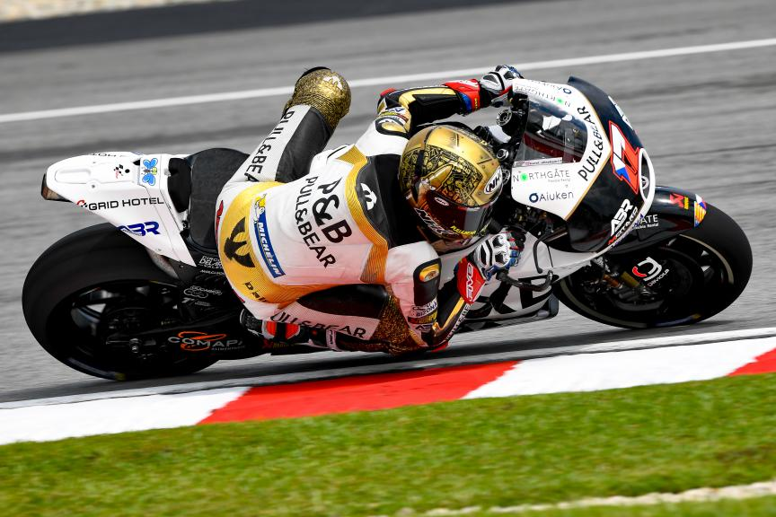 Karel Abraham, Angel Nieto Team, Shell Malaysia Motorcycle Grand Prix