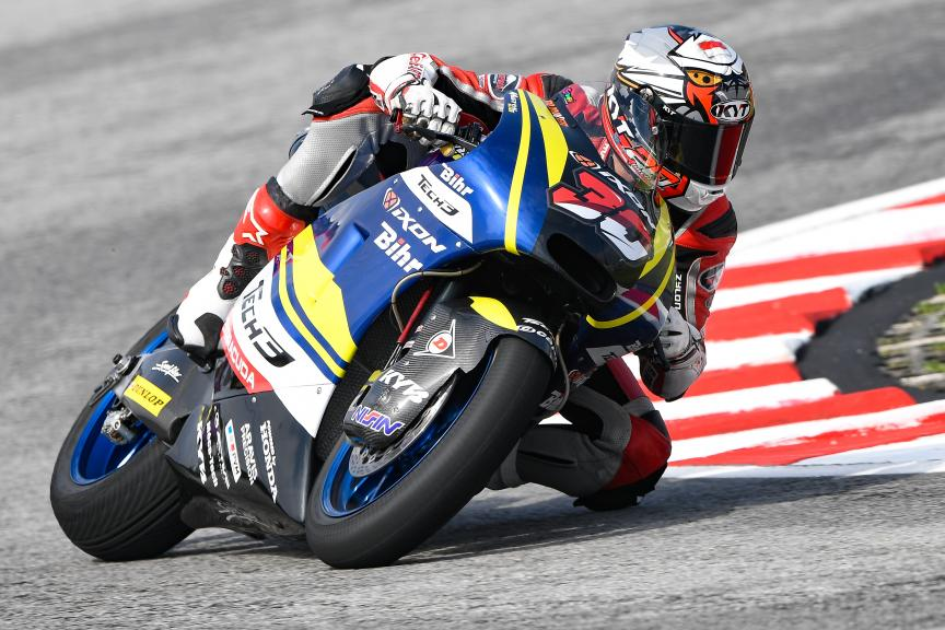 Dimas Ekky Pratama, Tech 3 Racing, Shell Malaysia Motorcycle Grand Prix