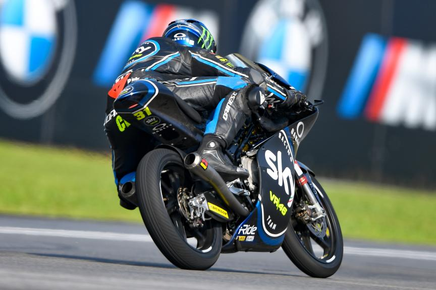 Celestino Vietti, Sky Racing Team VR46, Shell Malaysia Motorcycle Grand Prix