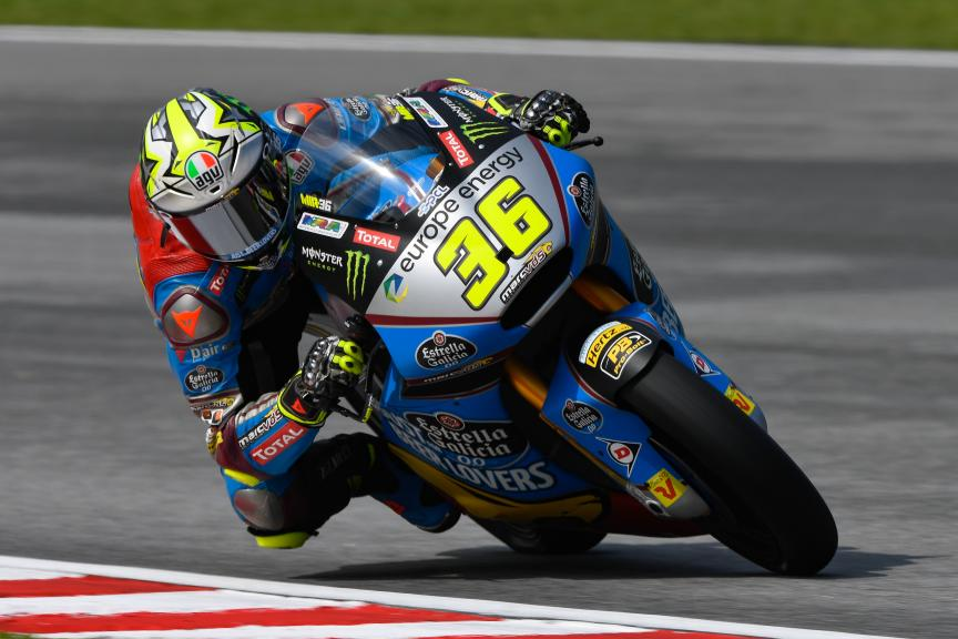 Joan Mir, Eg 0,0 Marc VDS, Shell Malaysia Motorcycle Grand Prix