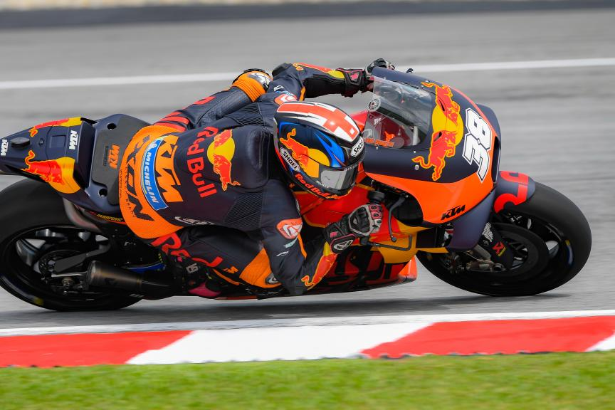 Bradley Smith, Red Bull KTM Factory Racing, Shell Malaysia Motorcycle Grand Prix