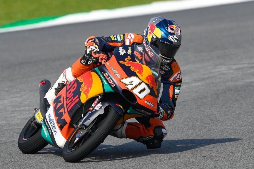 Darryn Binder, Red Bull KTM Ajo, Shell Malaysia Motorcycle Grand Prix
