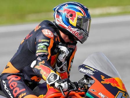 Moto2, Free Practice, Shell Malaysia Motorcycle Grand Prix