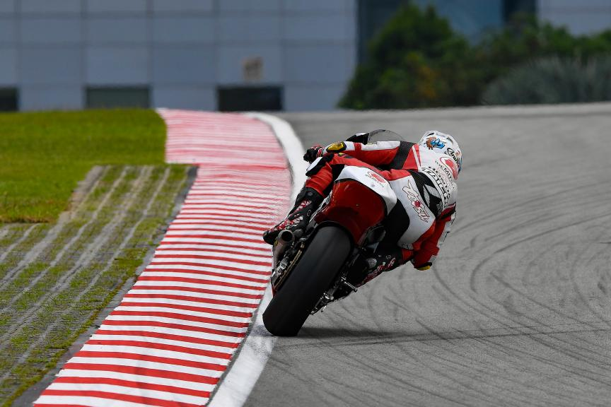 Tetsuta Nagashima, Idemitsu Honda Team Asia, Shell Malaysia Motorcycle Grand Prix
