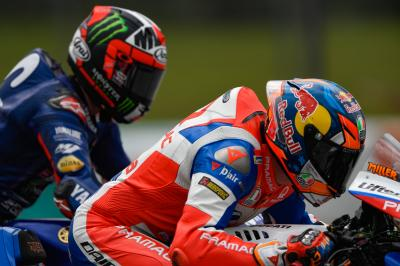 """Miller """"really happy"""" with opening day Sepang showing"""