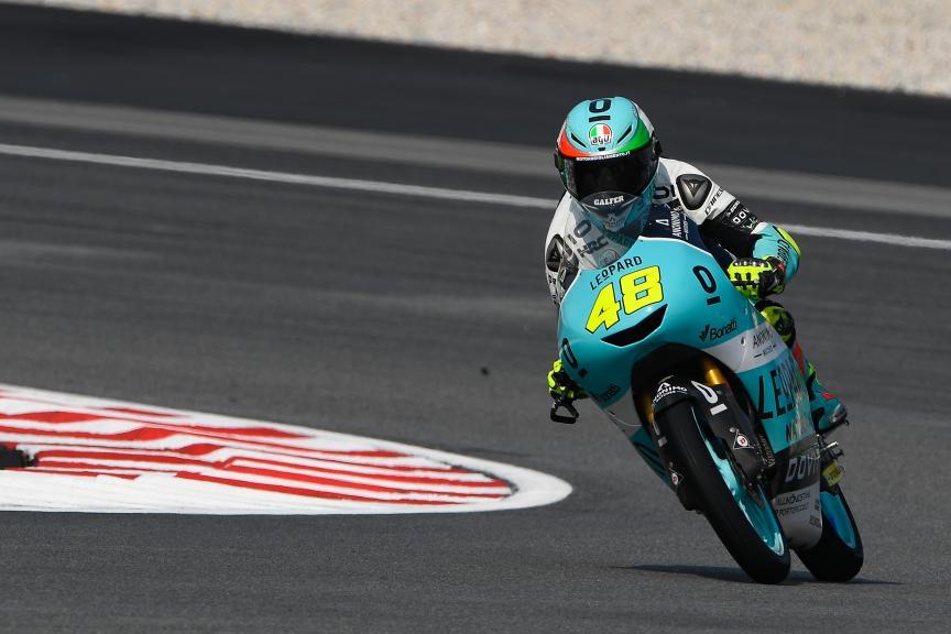 Lorenzo Dalla Porta, Leopard Racing, Shell Malaysia Motorcycle Grand Prix