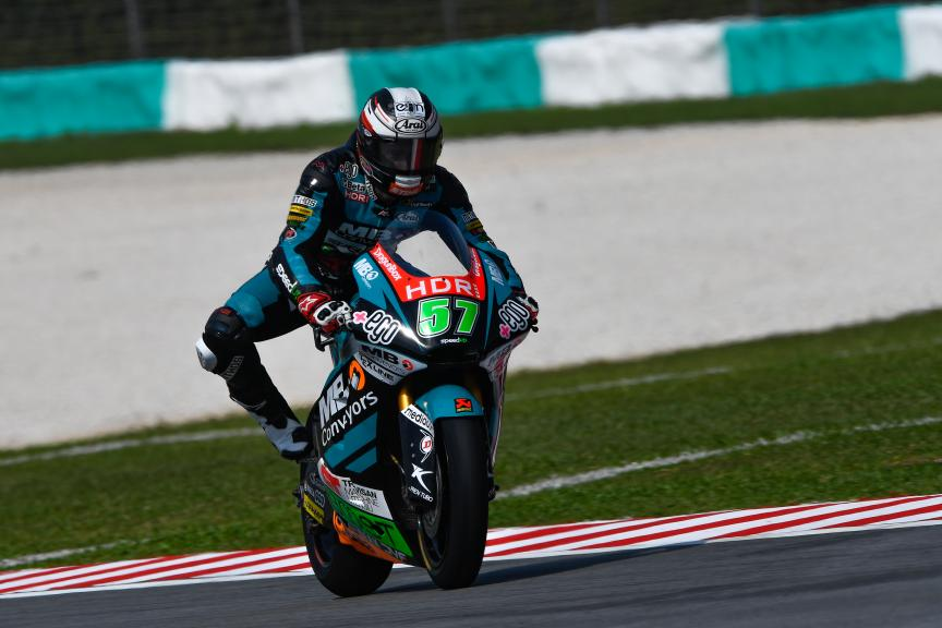 Edgar Pons, MB Conveyors-Speed Up Racing, Shell Malaysia Motorcycle Grand Prix