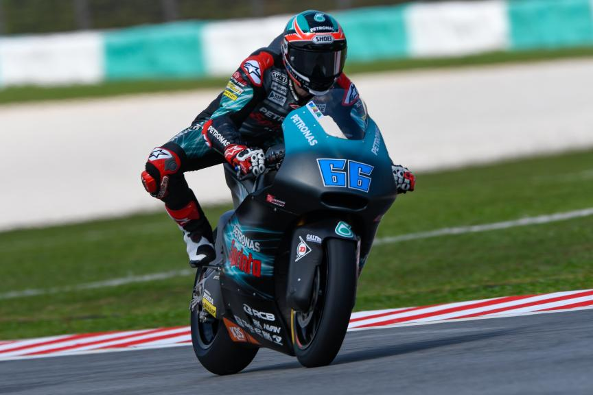 Niki Tuuli, Petronas Sprinta Racing, Shell Malaysia Motorcycle Grand Prix
