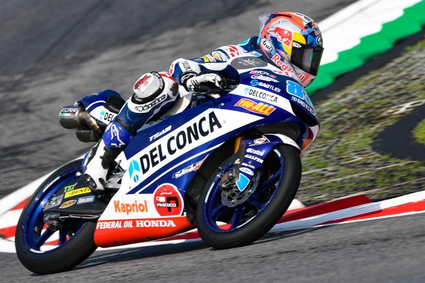 Jorge Martin, Del Conca Gresini Moto3, Shell Malaysia Motorcycle Grand Prix