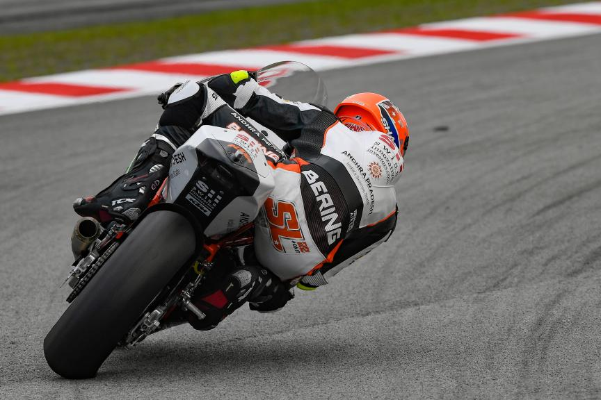 Sam Lowes, Swiss Innovative Investors, Shell Malaysia Motorcycle Grand Prix
