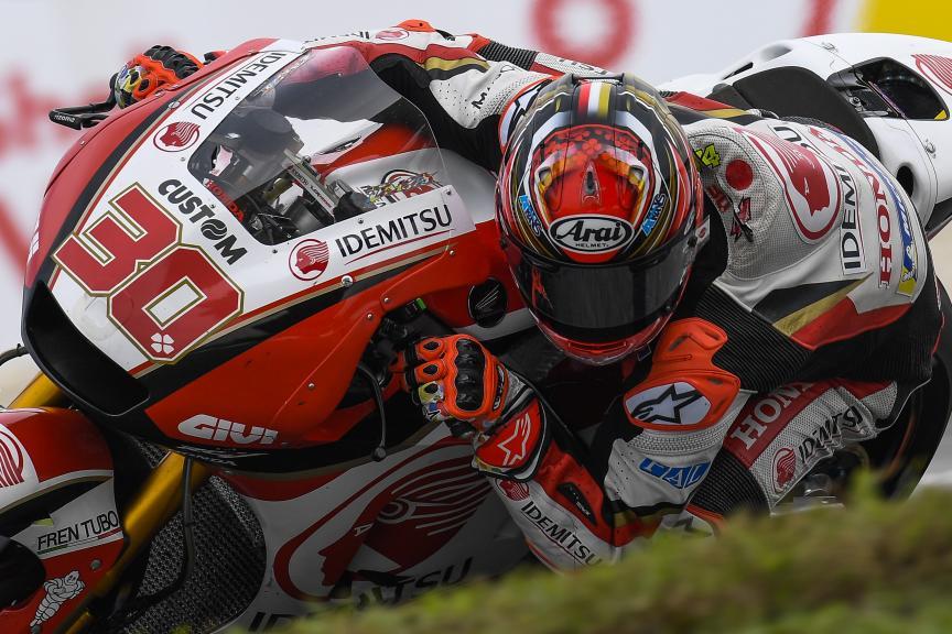 Takaaki Nakagami, LCR Honda Idemitsu, Shell Malaysia Motorcycle Grand Prix