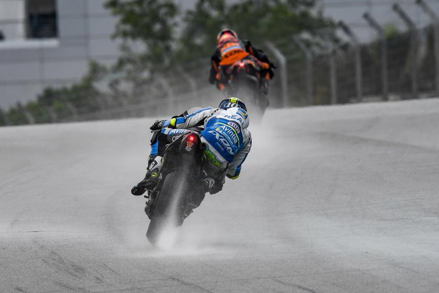 Xavier Simeon, Reale Avintia Racing, Shell Malaysia Motorcycle Grand Prix