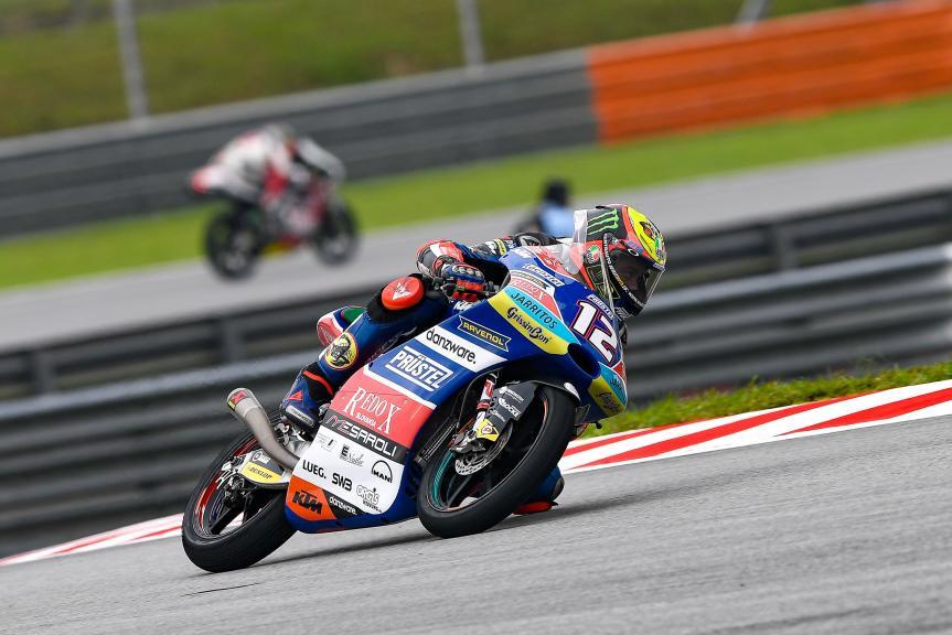Marco Bezzecchi, Pruestelgp, Shell Malaysia Motorcycle Grand Prix