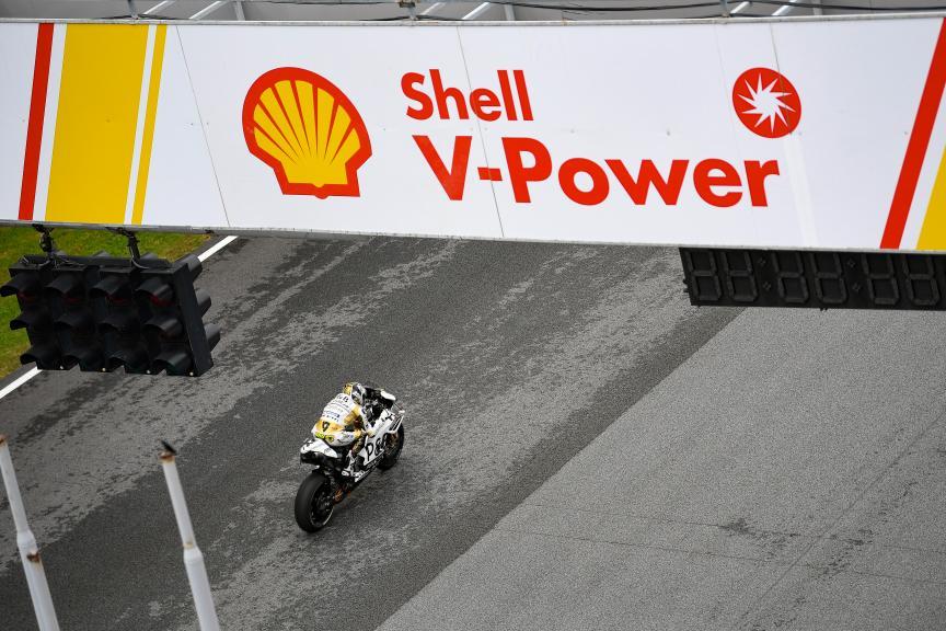 Alvaro Bautista, Angel Nieto Team, Shell Malaysia Motorcycle Grand Prix
