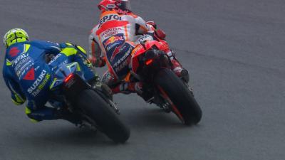 GRATIS! Marquez vs Iannone a Sepang