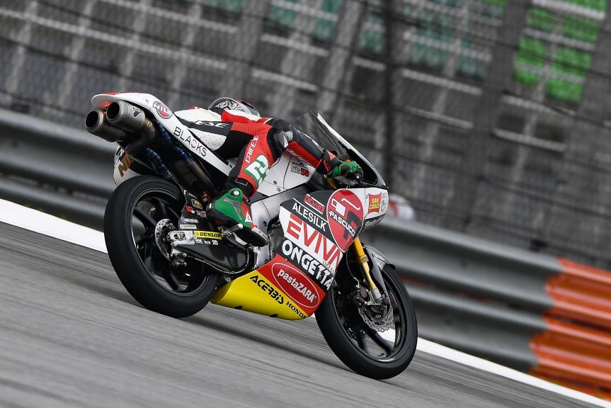 Niccolo Antonelli, SIC58 Squadra Corse, Shell Malaysia Motorcycle Grand Prix