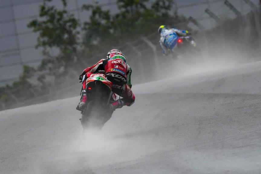 Aleix Espargaro, Aprilia Racing Team Gresini, Shell Malaysia Motorcycle Grand Prix