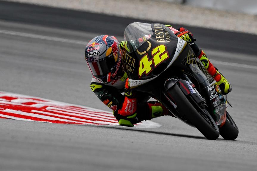 Marcos Ramirez, Bester Capital Dubai, Shell Malaysia Motorcycle Grand Prix