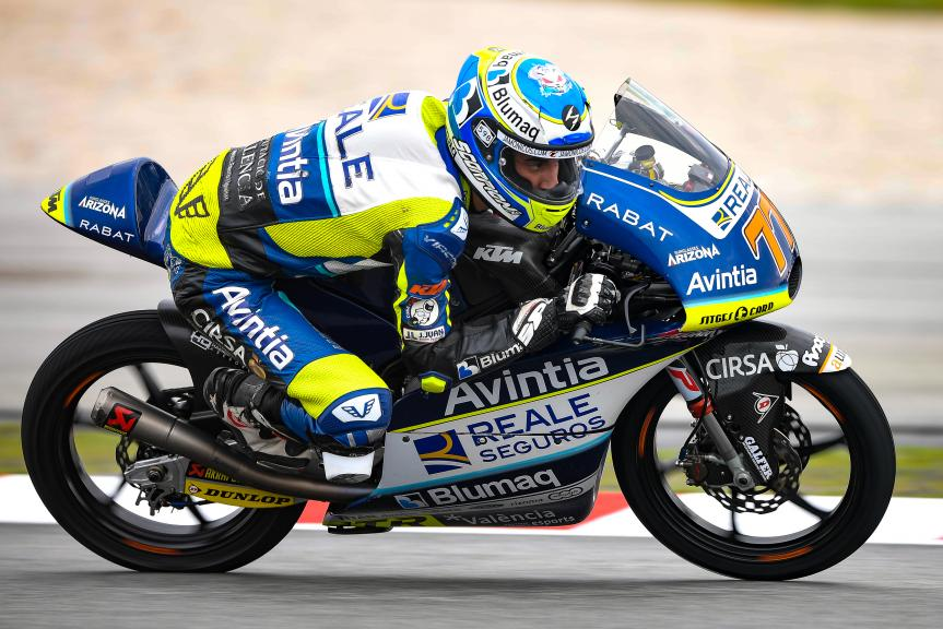 Vicente Perez, Reale Avintia Academy, Shell Malaysia Motorcycle Grand Prix