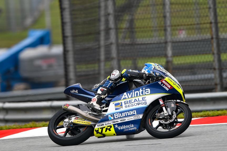 Vicente Perez, Reale Avintia Academy, Shell Malaysia Motorcycle Grand Prix