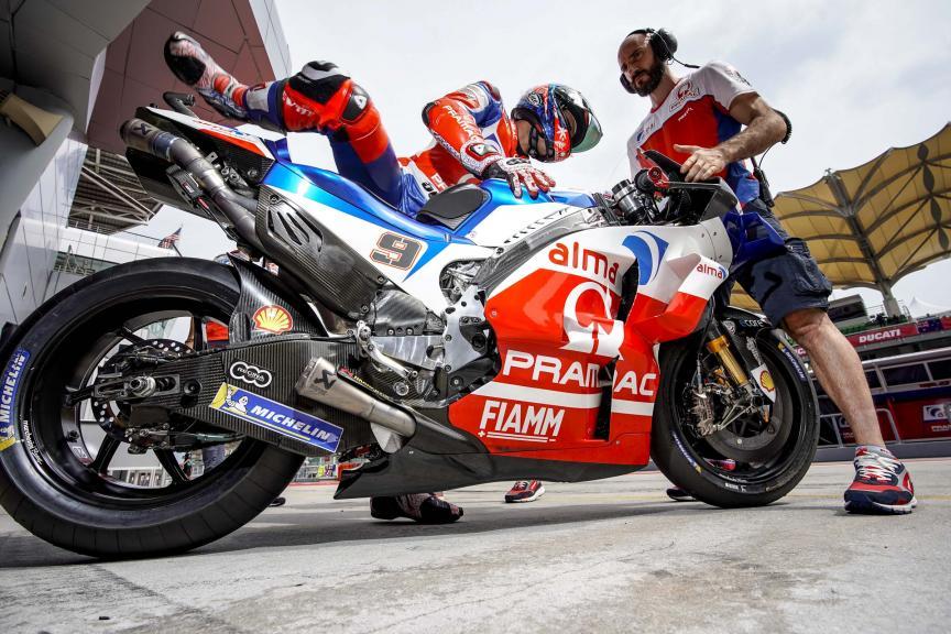 Danilo Petrucci, Alma Pramac Racing, Shell Malaysia Motorcycle Grand Prix