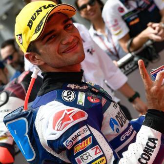 Martin holt in Malaysia die Pole in der Moto3™