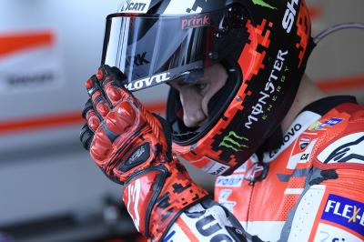 Lorenzo to sit out Sepang, replaced by Pirro