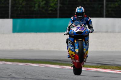 Dominant Marquez storms to Sepang pole