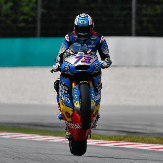 Marquez dominiert und stürmt zur Pole in der Moto2™