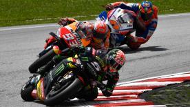 Il meglio della gara a Selangor con immagini High Speed