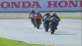 The full Warm Up session for the MotoGP™ grid as they prepare to go racing for round 18 of the World Championship