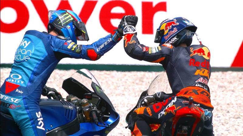 Francesco Bagnaia 2018 Moto2 World Champion Motogp