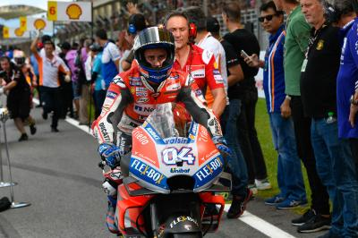 "Dovizioso: ""We'll be readier next year"""