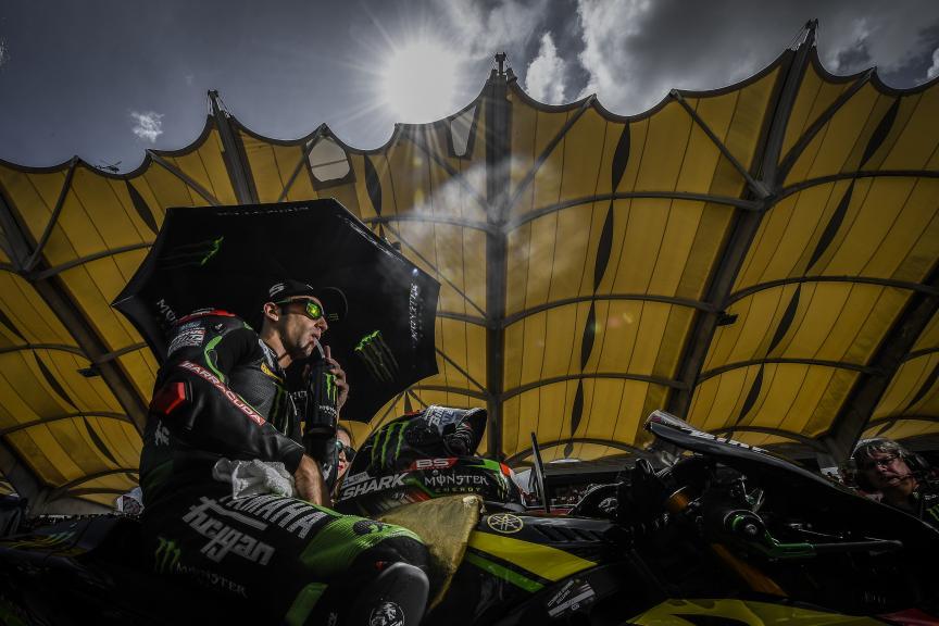 Johann Zarco, Monster Yamaha Tech 3, Shell Malaysia Motorcycle Grand Prix